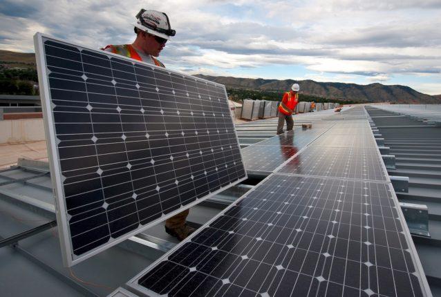 panneau photovoltaique habitat