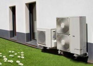 pompes à chaleur air/air