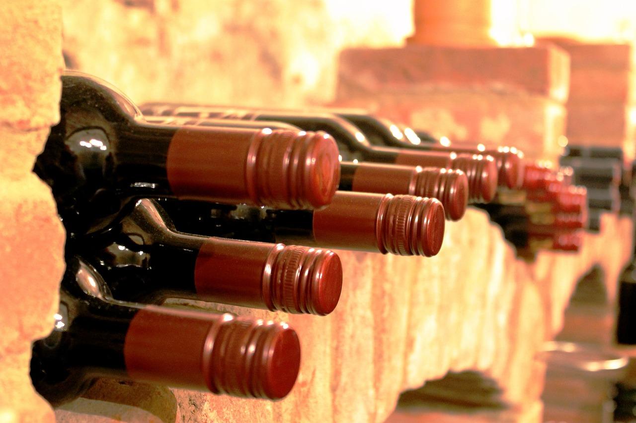 cave de conservation de vin
